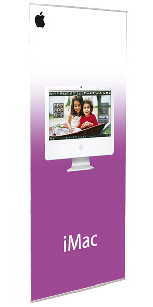 CCL LBanner Display StandDisplay Individuelle MesseSysteme Stunning Multimedia Display Stands